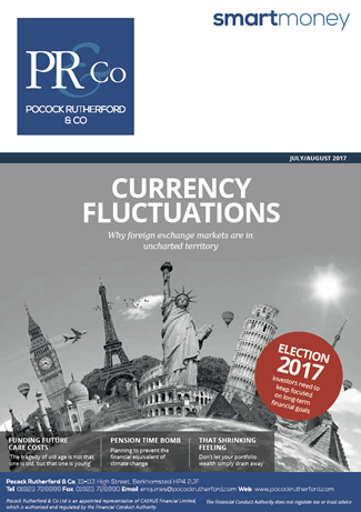 Pocock Rutherford Smart Money Magazine July/August 2017