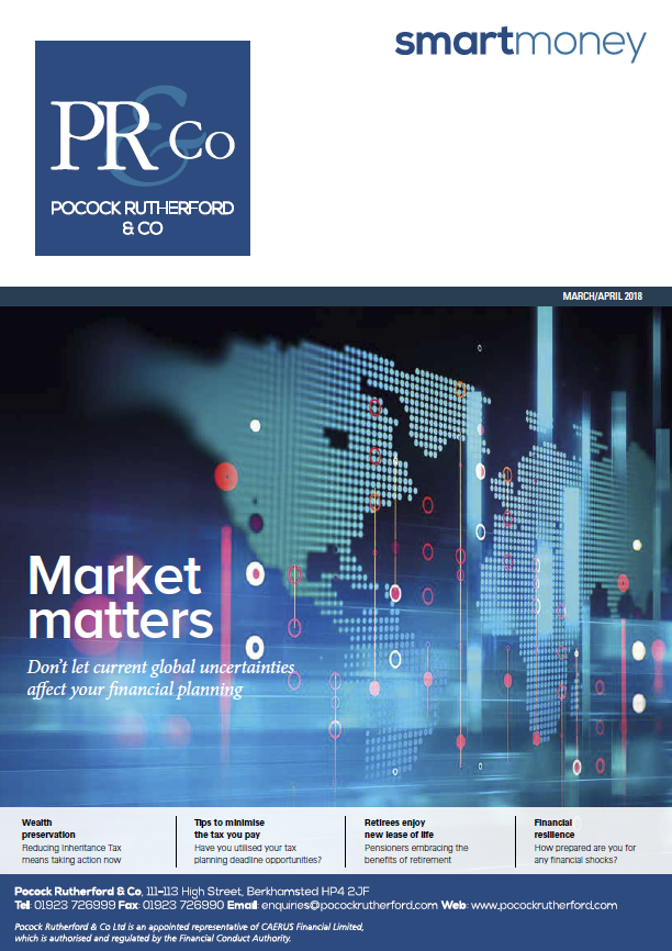 Pocock Rutherford Smart Money Magazine March/April 2018